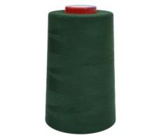 Нитки швейные MH 100% п/э цвет 1225 оч.темно-зеленый