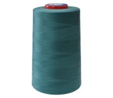 Нитки швейные MH 100% п/э цвет 1250 морская волна