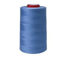 Нитки швейные MH 100% п/э цвет 1286 ярко-голубой