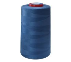 Нитки швейные MH 100% п/э цвет 1299 синий