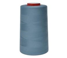 Нитки швейные MH 100% п/э цвет 1312 грязно-джинсовый