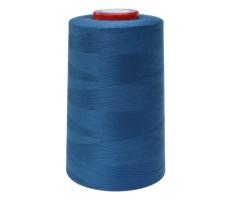 Нитки швейные MH 100% п/э цвет 1316 синий