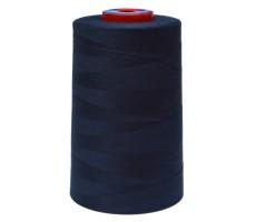 Нитки швейные MH 100% п/э цвет 1339 темно-синий