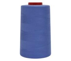 Нитки швейные MH 100% п/э цвет 1331 ярко-голубой