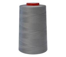 Нитки швейные MH 100% п/э цвет 1334 серый