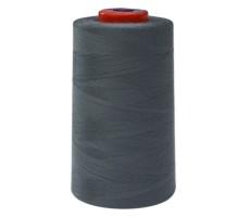 Нитки швейные MH 100% п/э цвет 1343 серый