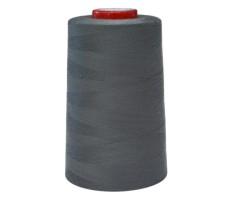 Нитки швейные MH 100% п/э цвет 1344 серый