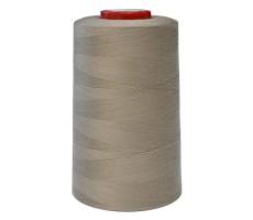 Нитки швейные MH 100% п/э цвет 1356 бежевый