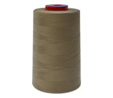 Нитки швейные MH 100% п/э цвет 1361 капучино