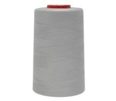 Нитки швейные MH 100% п/э цвет 1366 серый