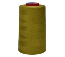 Нитки швейные MH 100% п/э цвет 1386 хаки