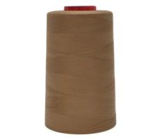 Нитки швейные MH 100% п/э цвет 1396 коричневый