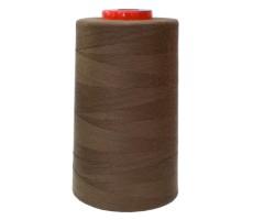 Нитки швейные MH 100% п/э цвет 1400 каперсовый