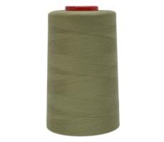 Нитки швейные MH 100% п/э цвет 1408 зелено-коричневый