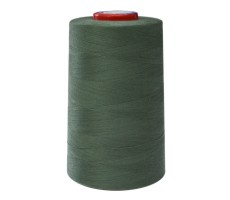 Нитки швейные MH 100% п/э цвет 1411 зеленый