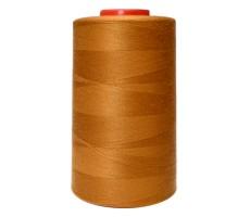 Нитки швейные MH 100% п/э цвет 1442 песочно-бежевый