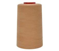 Нитки швейные MH 100% п/э цвет 1443 оранжево-коричневый