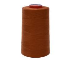Нитки швейные MH 100% п/э цвет 1446 ржавчина