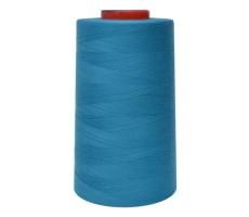Нитки швейные MH 100% п/э цвет 1539 морская волна