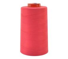Нитки швейные MH 100% п/э цвет 1548 ярко-розовый