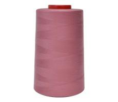 Нитки швейные MH 100% п/э цвет 1549 красно-коричневый 40S/2