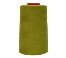 Нитки швейные MH 100% п/э цвет 1554 ярко-травяной 40S/2