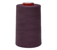 Нитки швейные MH 100% п/э цвет 1560 грязно-пурпурный 40S/2