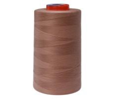 Нитки швейные MH 100% п/э цвет 1578 грязно-розовый