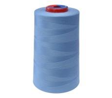 Нитки швейные MH 100% п/э цвет 1584 голубой