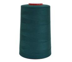 Нитки швейные MH 100% п/э цвет 1598 темно-зеленый