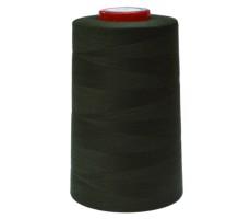 Нитки швейные MH 100% п/э цвет 1599 темно-зеленый