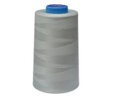 Нитки швейные Mega New 100% п/э цвет 365М серый