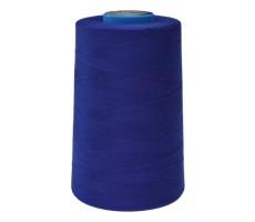 Нитки швейные Mega New 100% п/э цвет 549М синий